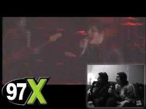 97X Presents: A Look Back w My Chemical Romance Chapter 4