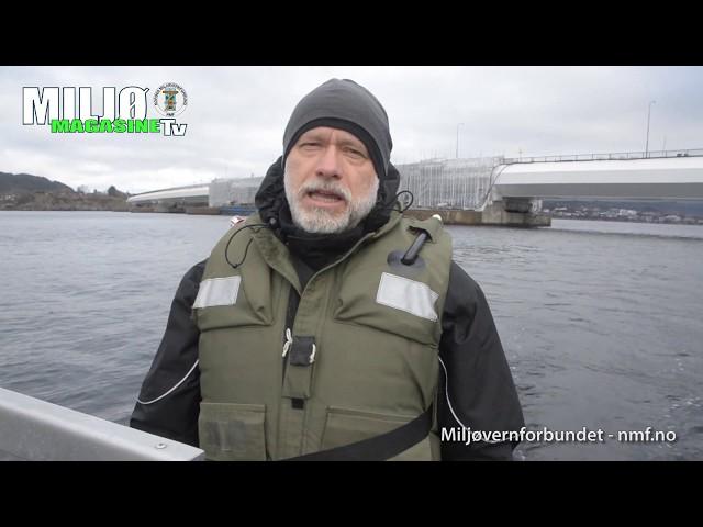 Miljømagasinet TV 9 2020 Reparasjon på Nordhordalandsbroen