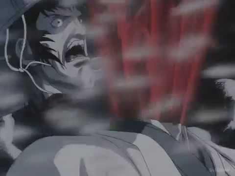 "AMV - Ninja Scroll the Movie  - Rob Zombie - ""Dragula"""