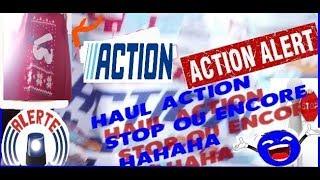 MEGA HAUL ACTION NOEL DECEMBRE 2018 GROS CRAQUAGE
