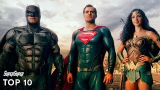Top 10 Most Popular Superheroes of All Time | SuperSuper