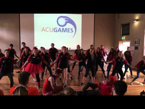 ACU Games - Melbourne Dance Off