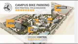 Learn Best Practices for Campus Bike Parking from the experts at Ground Control Systems thumbnail