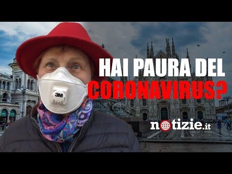 Hai paura del Coronavirus? La reazione degli italiani a Milano | Notizie.it
