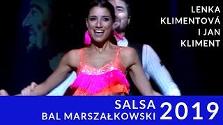 SALSA | Lenka Klimentová i Jan Kliment | Bal Marszałkowski 2019