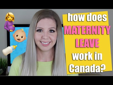 How Does Maternity Leave Work In Canada?