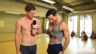 Male Dancers Answer Boxers Or Briefs With DanielXMiller