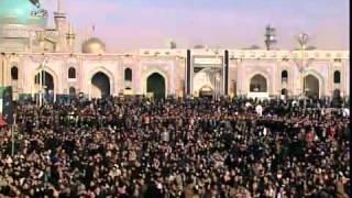 Les manifestations de deuil dans le mausolée de l