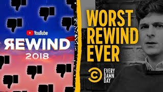 Why Everyone Hates the YouTube Rewind & More Videos from This Week