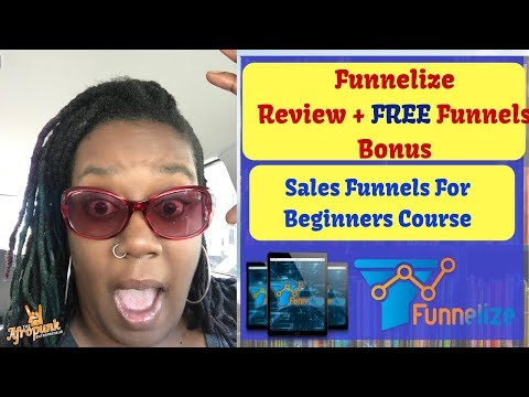 Funnelize Review + 28 FREE Funnels Bonus🙊