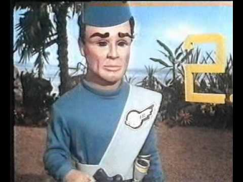 UKTV 80s Ad Exchange and Mart thunderbirds