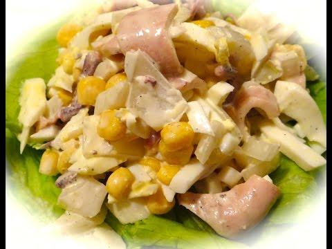 Вкусные и простые рецепты салатов из фруктов