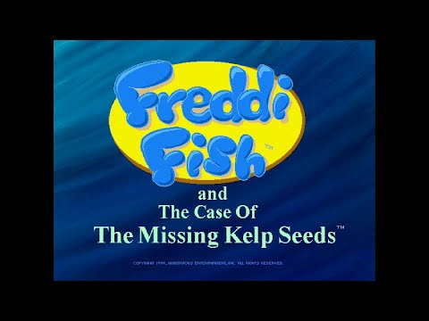 Freddi Fish and the Case of the Missing Kelp Seeds |