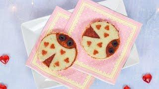 Love Bug Pizza Long