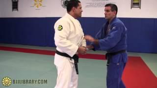 Jimmy Pedro and Saulo Ribeiro on Ko Uchi Gari and Drop Seoi Nage Combination