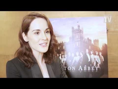 Downton Abbey's Michelle Dockery talks Lady Mary's love life and more