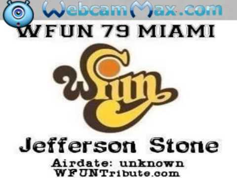 WFUN 79 MIAMI - JEFFERSON STONE