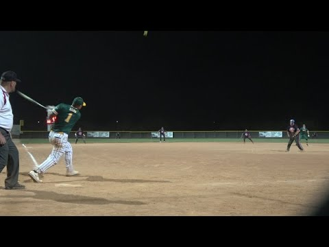 2020 USSSA Phoenix Men's Major Video Clips From DAY ONE