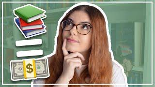 ¿Por qué los LIBROS son TAN CAROS? ¿Dónde hay libros gratis/baratos? | Andreo Rowling