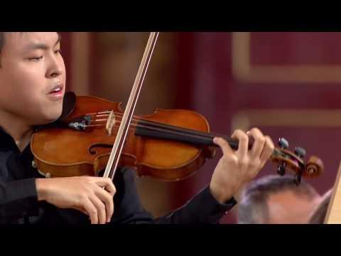 Luke Hsu (USA) - Stage 1 - International H. Wieniawski Violin Competition STEREO