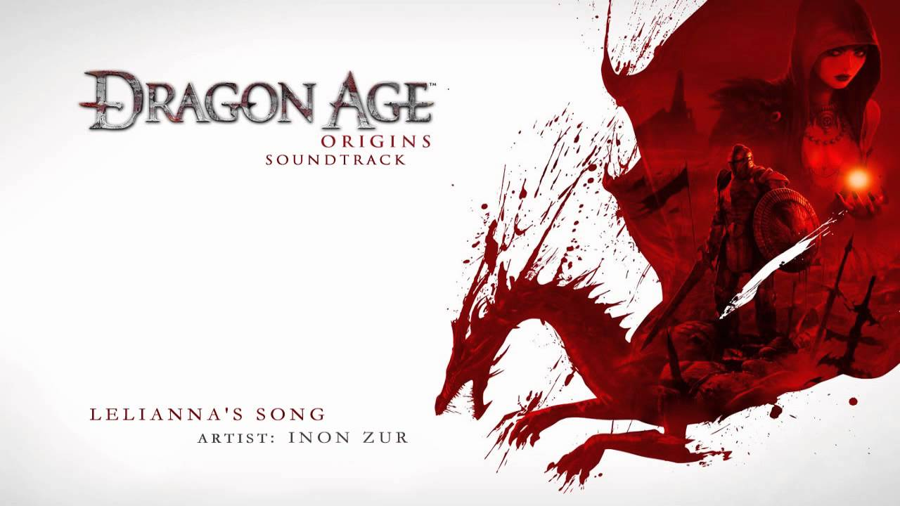 Dragon Age Origins Wallpapers: Lelianna's Song (with Lyrics)
