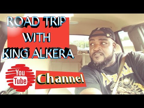 King Alkera Charlotte, NC Traveling Vlog Episode 1