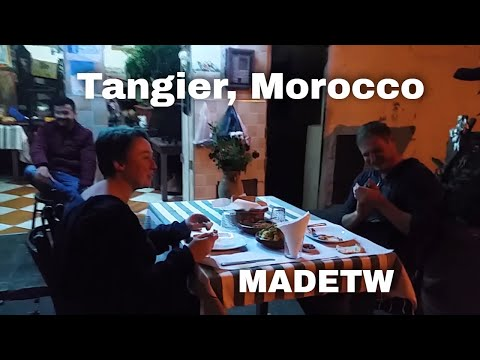 Maddy and David Eat Morocco - Bab Kasbah