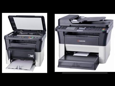 Kyocera fs-1120 toner reset. Kyocera fs-1120 non genuine toner. Kyocera black and white printer