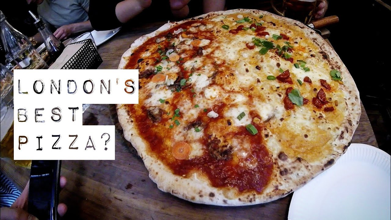 Londons Best Pizza Homeslice Pizza Covent Garden