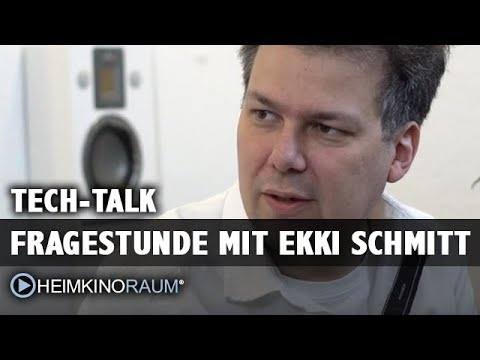 Fragestunde mit Ekki Schmitt - HU80K, Advanced HDR Tuning, Zwischenbildberechnung, Formate, ...