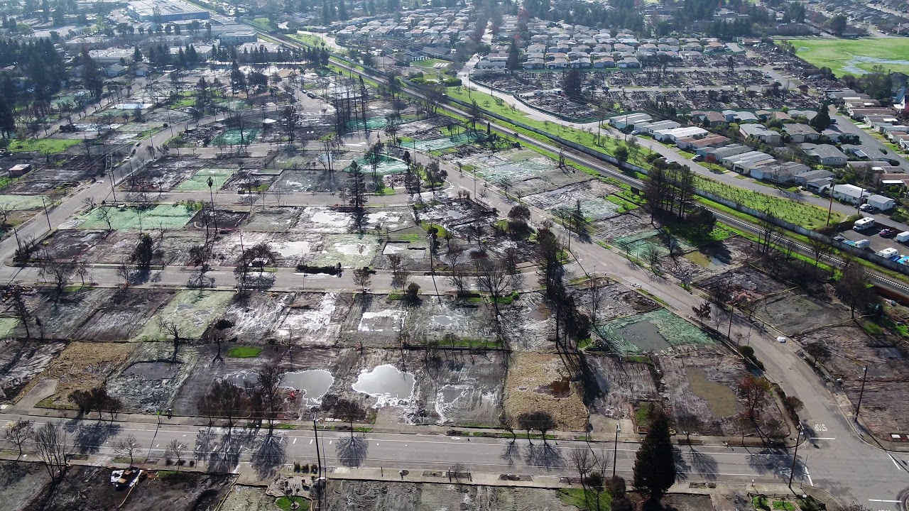 See Photos With 2018 Photos: WILDFIRE AFTERMATH: Coffey Park Neighborhood Of Santa Rosa