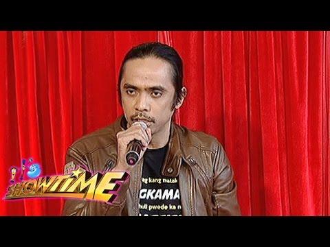 It's Showtime Ryan Rems: 'Bakit mapait ang ampalaya?'