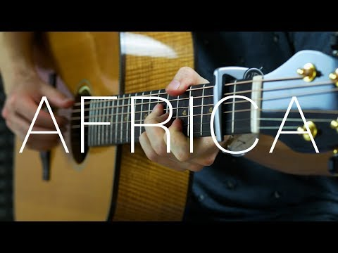 Toto - Africa - Fingerstyle Guitar Cover