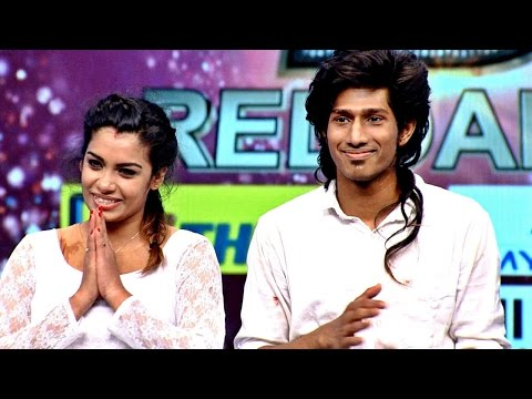 D 4 Dance Reloaded I Dilsha & Rinosh Dance With Prop Round I Mazhavil Manorama