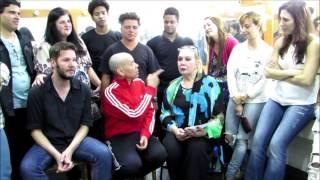 Rogéria, Desireé e Satura Companhia de Teatro