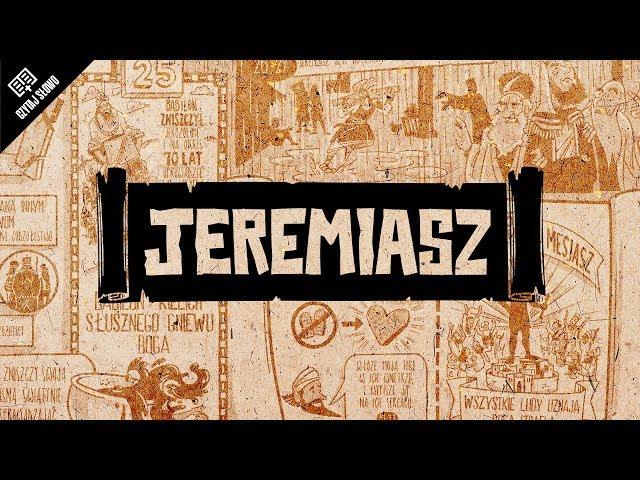 Omówienie: Księga Jeremiasza
