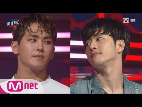 [Hit The Stage] Hoya VS Feeldog, Besties' battle of nerves! 20160810 EP.03