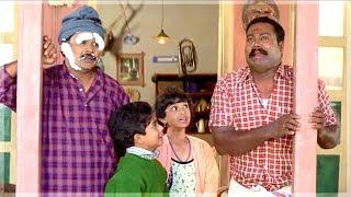 ഈ കുജേല ഭക്തൻ മറ്റുള്ളോർക്ക് ഒരു ലഗേജ് ആവരുത്..! | Kalabhavan Mani , Dileep - Kuberan Comedy