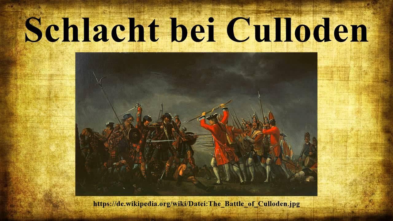 Schlacht Von Culloden