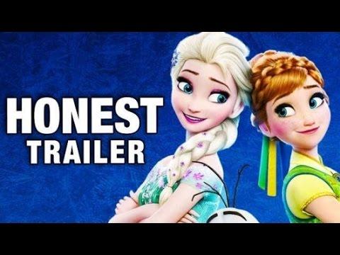 Trailer Honesto- Frozen Fever