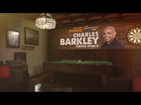 Charles Barkley Talks NBA Playoffs, Space Jam, & More w/Dan Patrick | Full Interview | 4/17/19