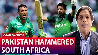 Pakistan Beat Proteas | Deadly Combination By Fakhar And Babar | PAK vs SA | Shoaib Akhtar | SP1G