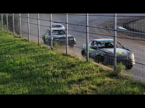 9-16-18 Junction Motor Speedway IMCA Stock Car Kyle Dumpert