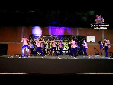 El Cali Pachanguero - Salsa Viva - Grupo Cha Cha