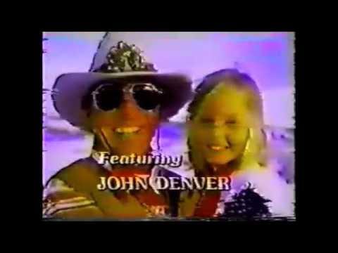 John Denver / Colorado... Picture Perfect + Liquid Television [1986]