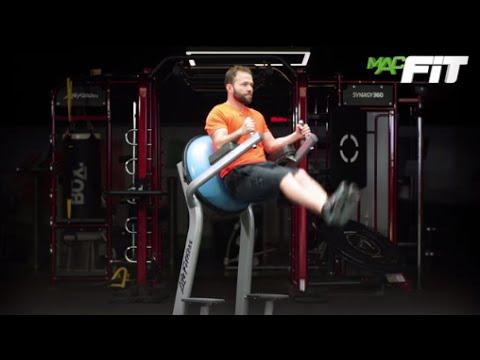Bosu Bench Leg Raise Nasıl Yaparım?