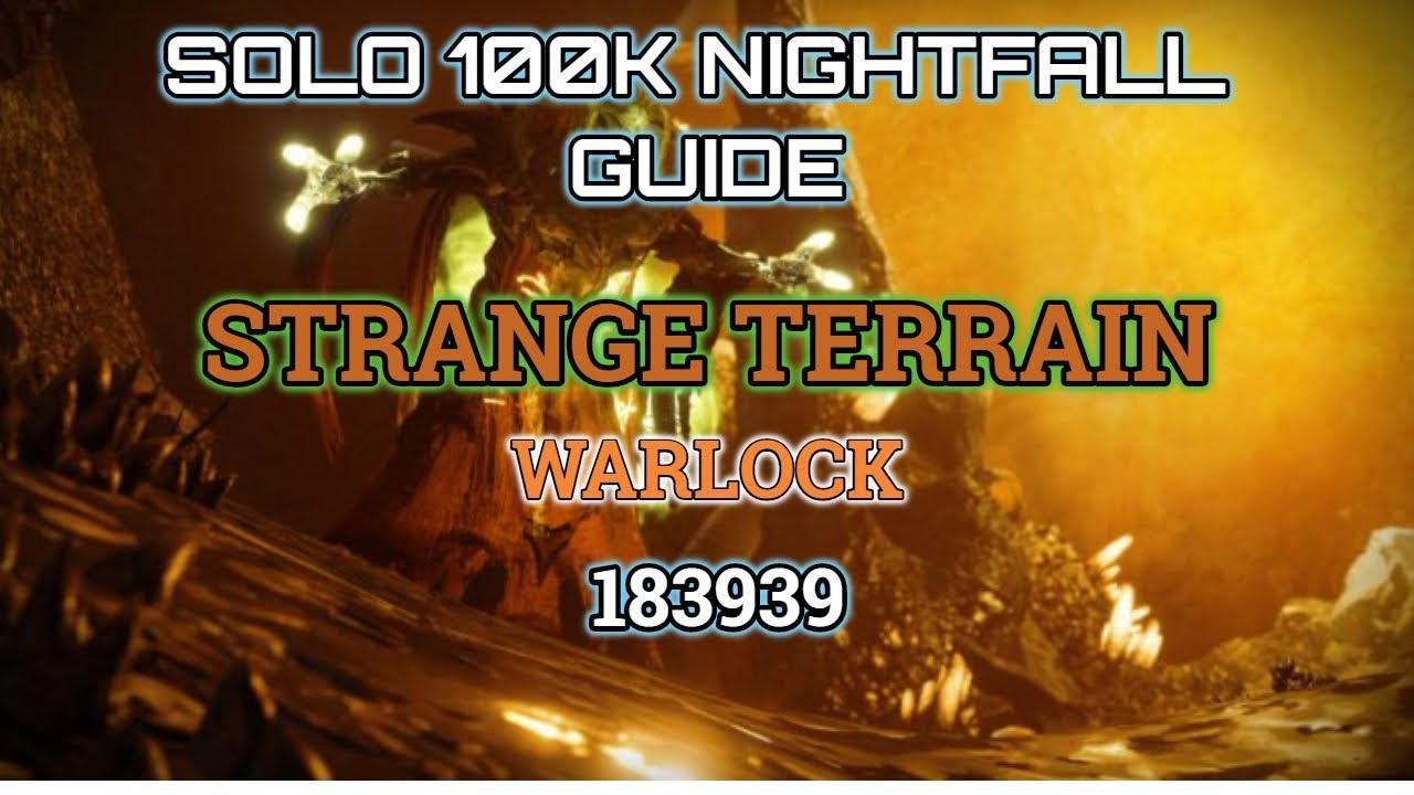 Best Modifiers For 100k Nightfall
