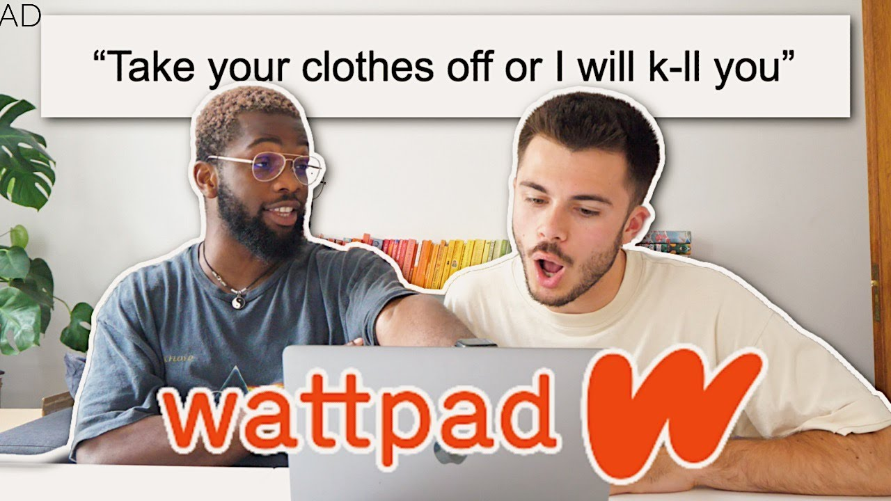 reacting to the worst wattpad fanfiction (as a literature graduate) -- i'm scarred for life
