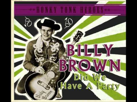 Billy Brown - He'll Have To Go