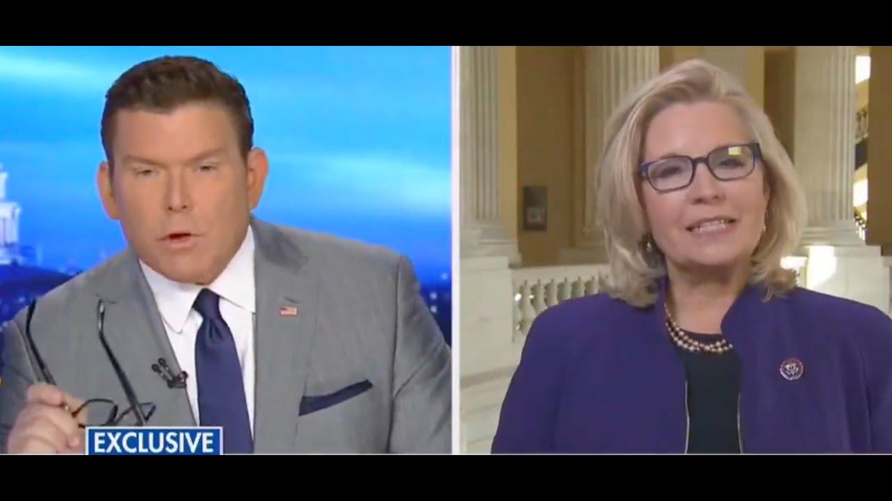 Liz Cheney RIPS into Fox News ON FOX NEWS